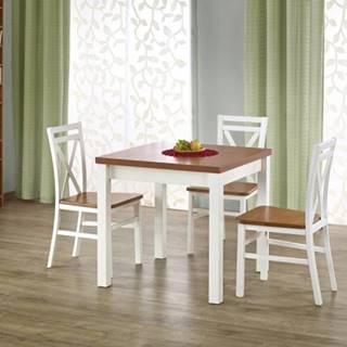 Gracjan - Jedálenský stôl 80-160x80 cm