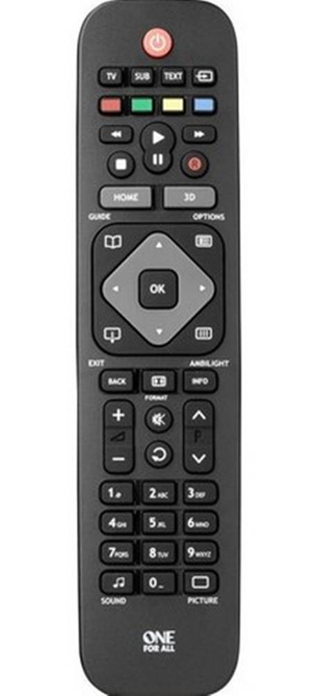 OFA Diaľkový ovládač OFA pre TV Philips