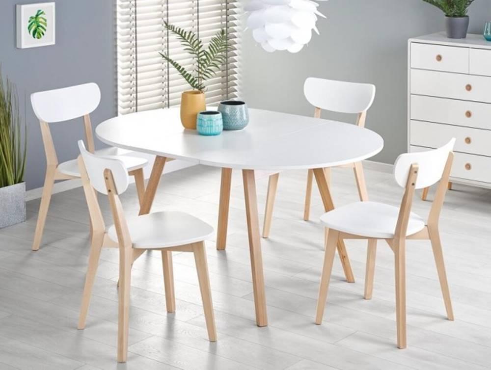 OKAY nábytok Jedálenský stôl Fjord rozkladací