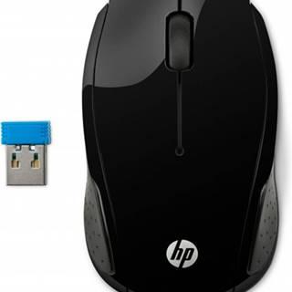 HP 200, černá X6W31AA