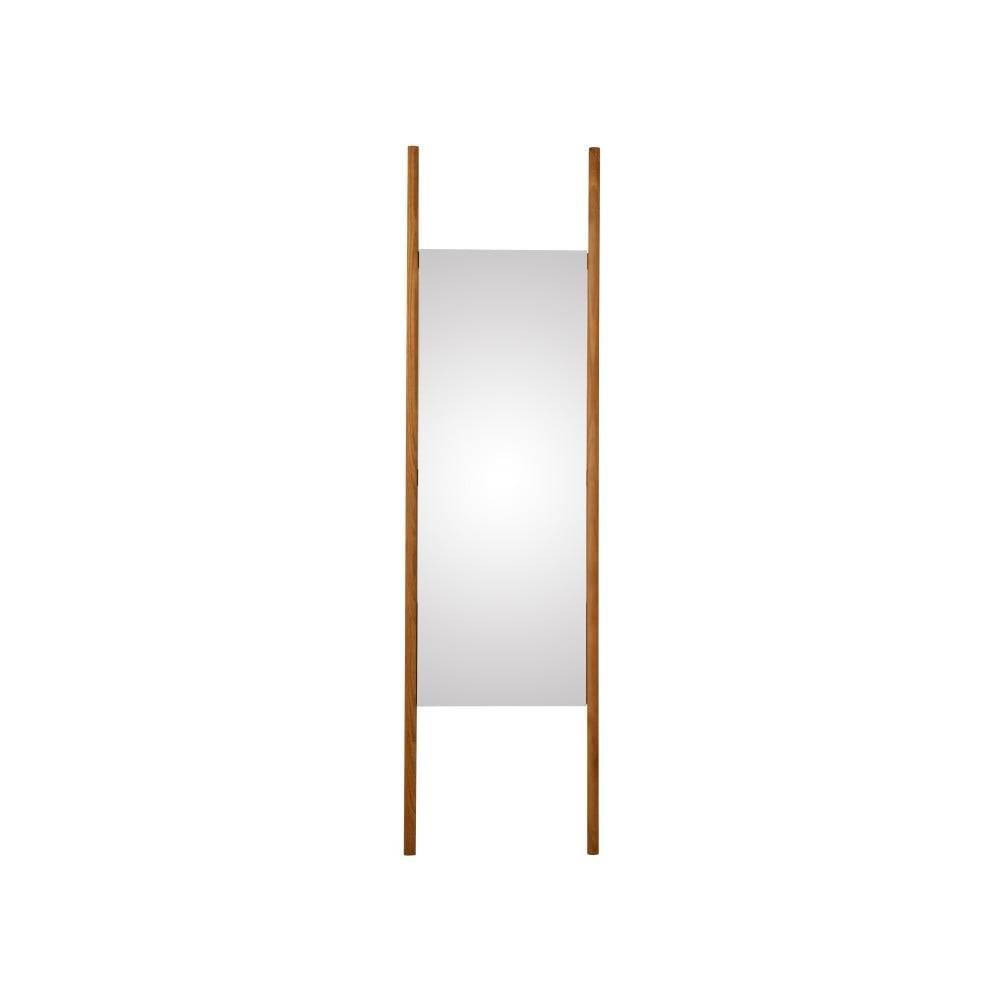 Canett Nástenné zrkadlo z masívneho dubového dreva Canett Uno, 46,6×170 cm
