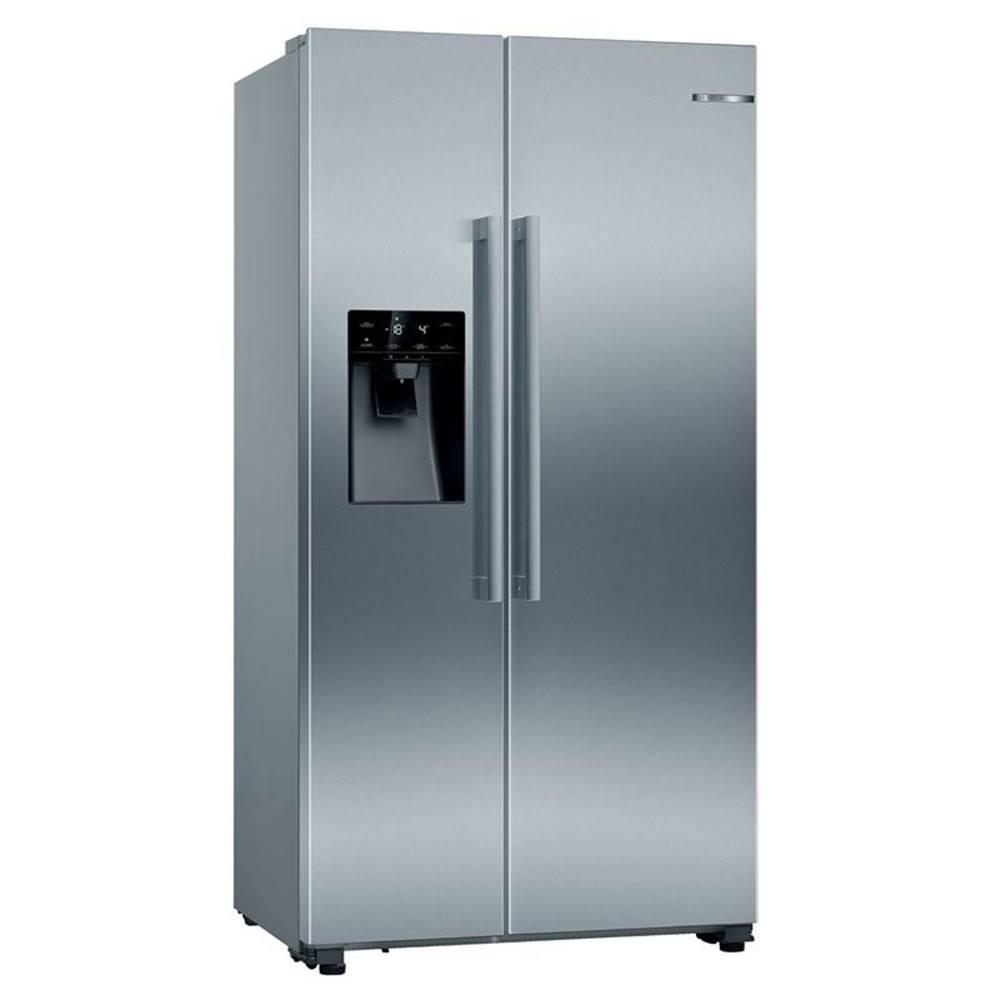 Bosch Americká chladnička Bosch Serie | 6 Kad93aiep nerez