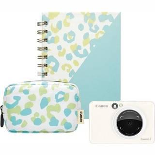 Digitálny fotoaparát Canon Zoemini S Essential Kit biely