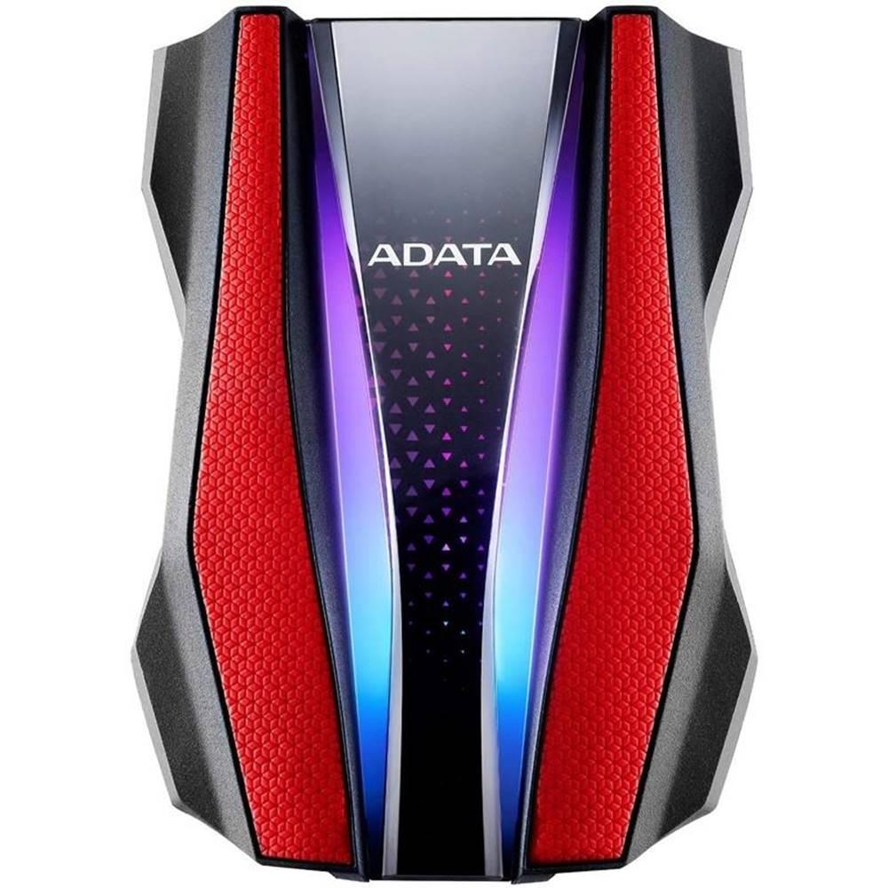 ADATA Externý pevný disk Adata HD770G 2TB červený
