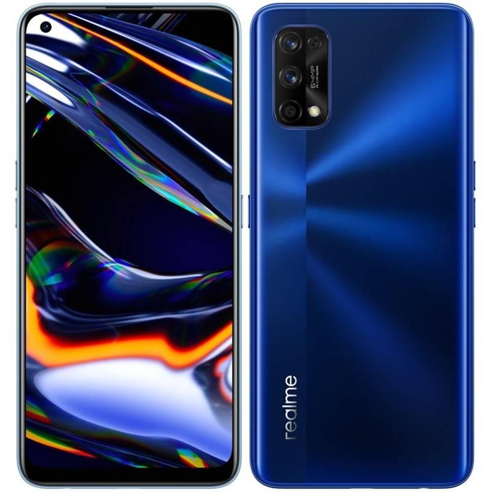 Realme Mobilný telefón Realme 7 Pro modrý