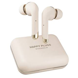 Slúchadlá Happy Plugs Air 1 Plus In-Ear zlat