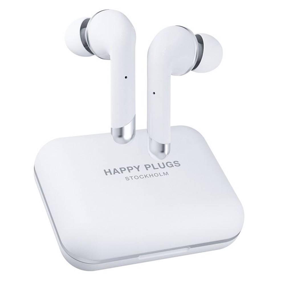 Happy Plugs Slúchadlá Happy Plugs Air 1 Plus In-Ear biela