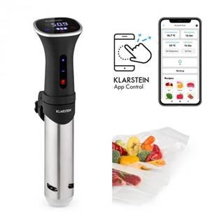 Klarstein Quickstick Smart, Sous Vide, pumpa, 3D, cirkulácia, 20-95 °C