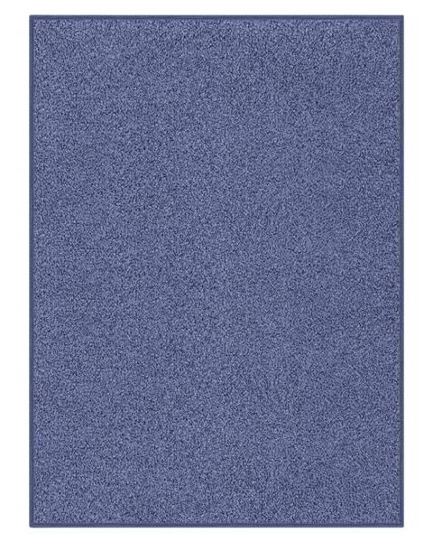Modrý koberec Möbelix