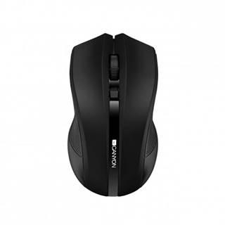 Canyon CNE-CMSW05B, Wireless optická myš USB, čierna