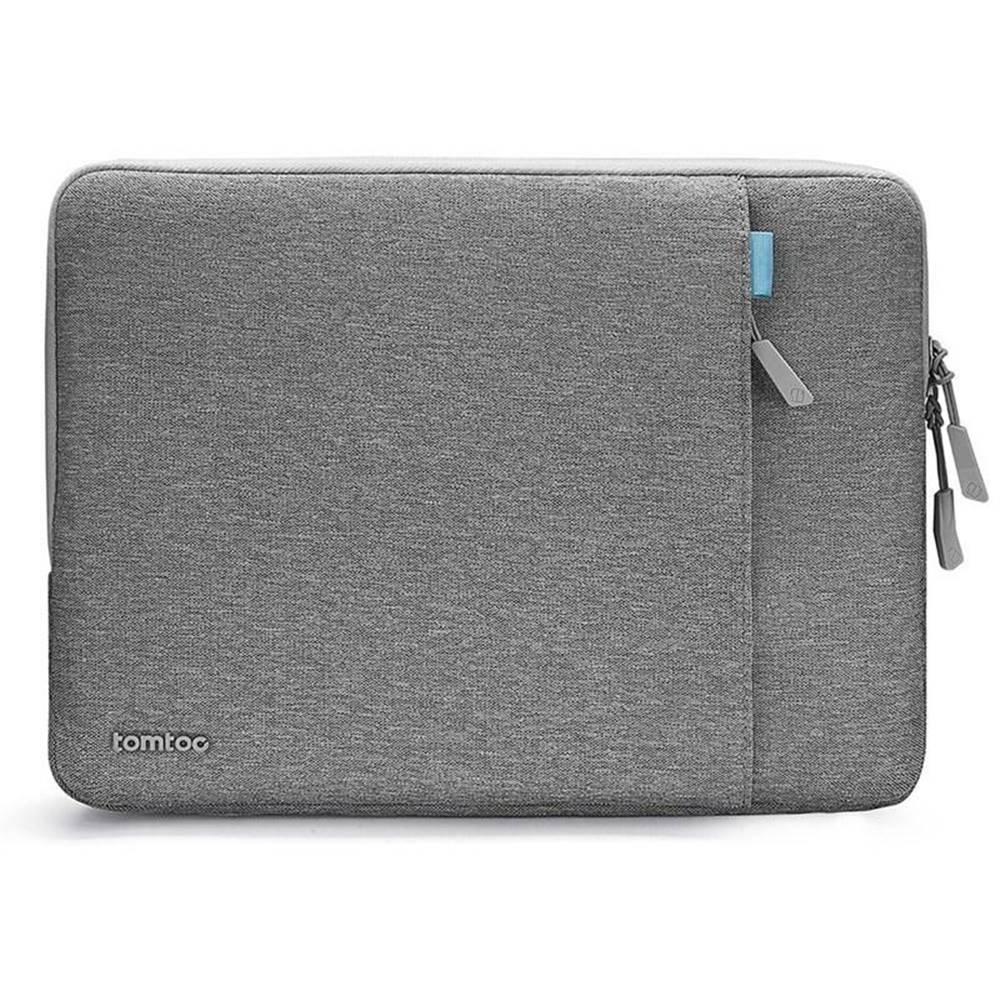 "tomtoc Puzdro na notebook tomtoc Sleeve na 15,6"" sivá"