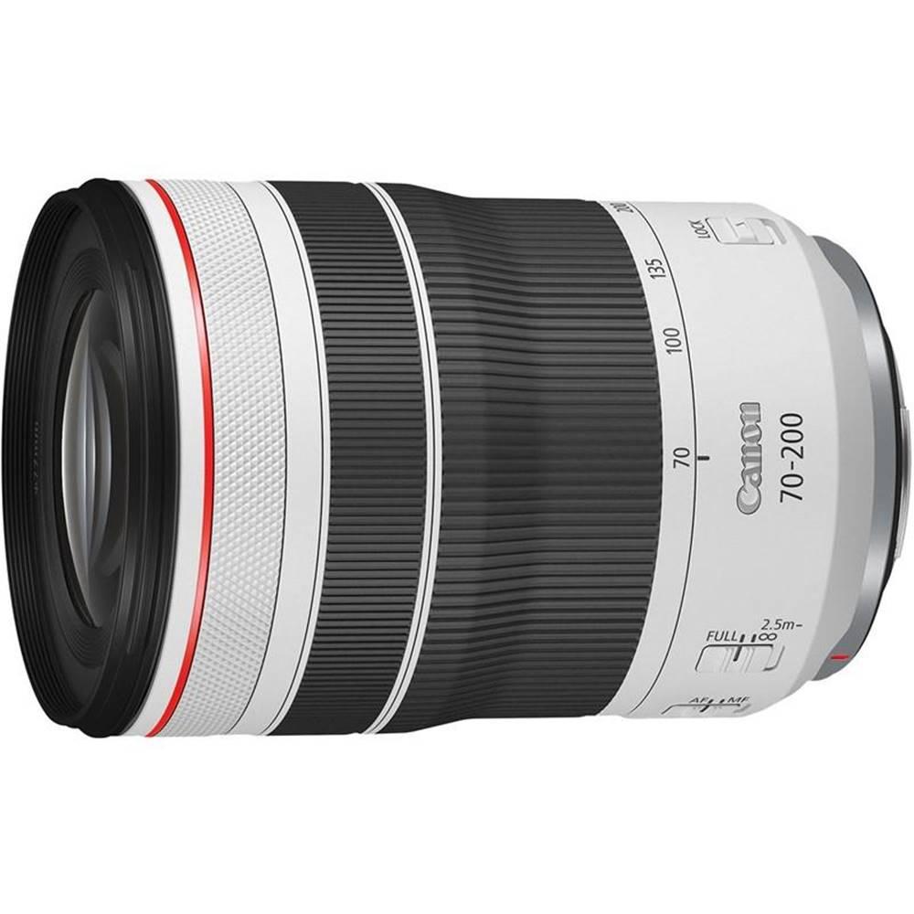Canon Objektív Canon RF 70-200 mm F/4L IS USM - Selekce AIP čierny