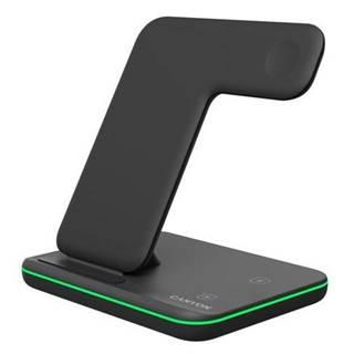 Bezdrôtová nabíjačka Canyon 3v1 pro telefon, Apple Watch, Airpods