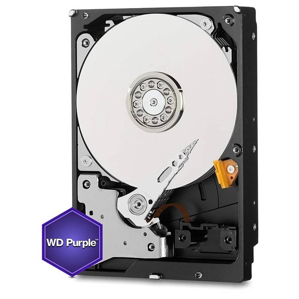 "Western Digital Pevný disk 3,5"" Western Digital Purple 12TB"