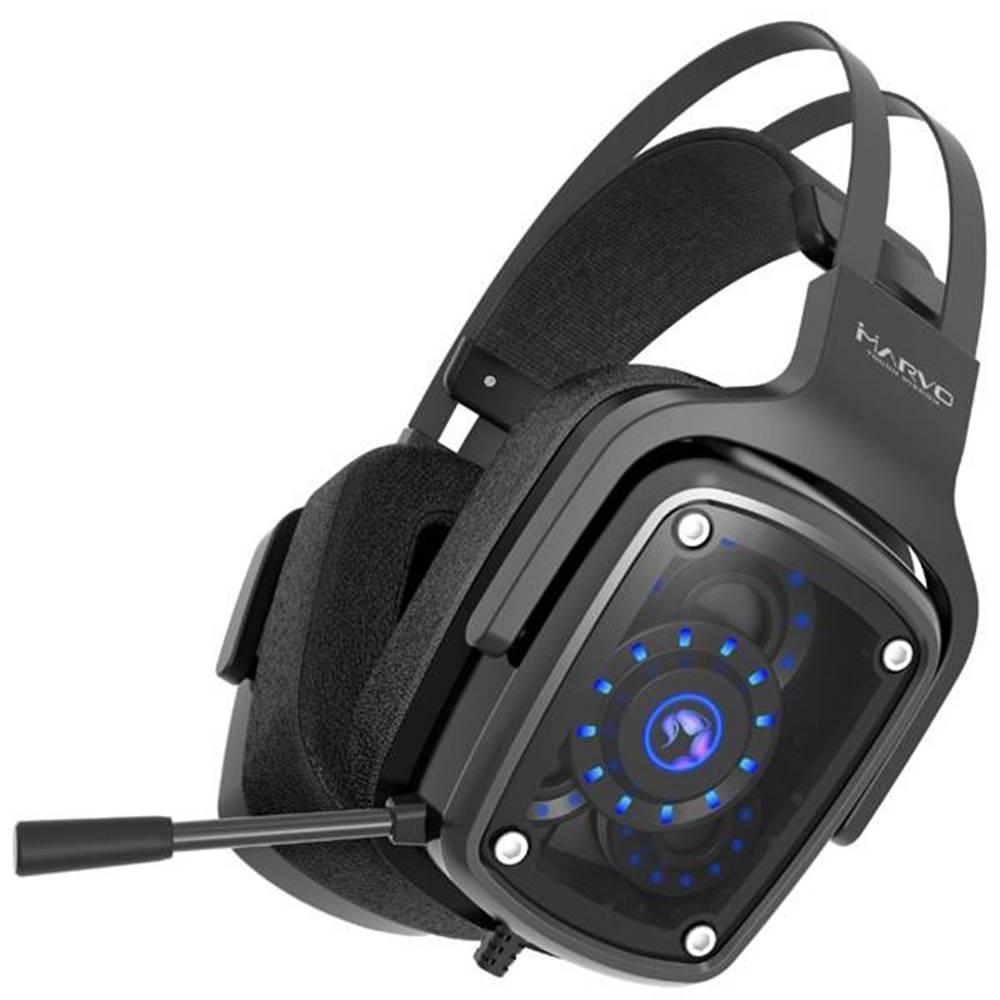 Marvo Headset  Marvo HG9046, True 7.1 čierny
