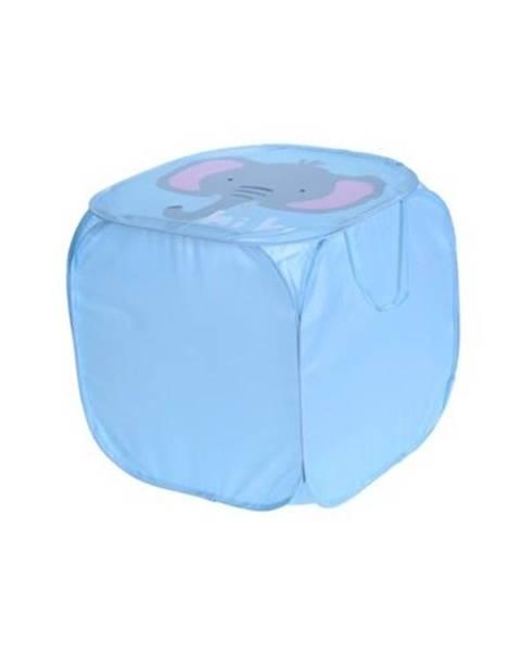Modrý úložný box Butter Kings