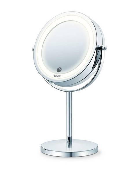 Strieborné zrkadlo Beurer