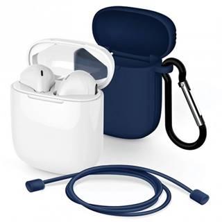 True Wireless slúchadlá Meliconi SAFE PODS modré