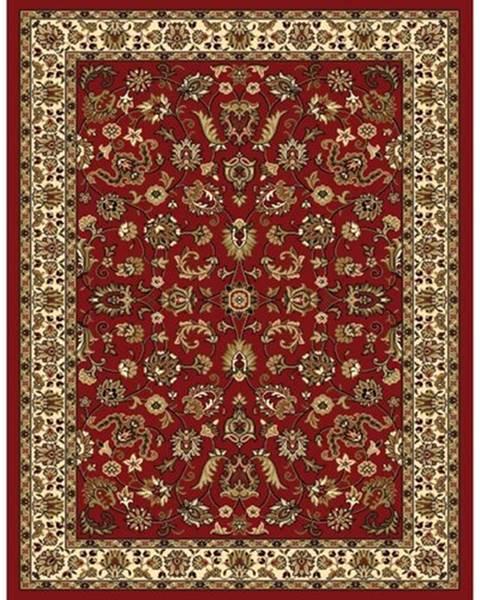 Červený koberec Nuk
