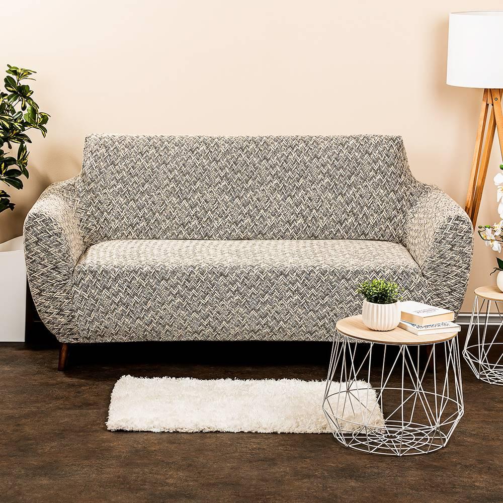 Banquet 4Home Multielastický poťah na sedačku Comfort Plus béžová, 140 - 180 cm, 140 - 180 cm