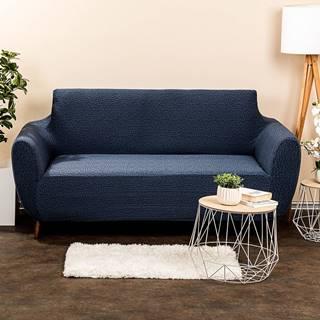 4Home Multielastický poťah na sedačku Comfort Plus modrá, 140 - 180 cm, 140 - 180 cm