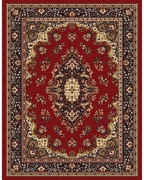Červený koberec Fieldmann