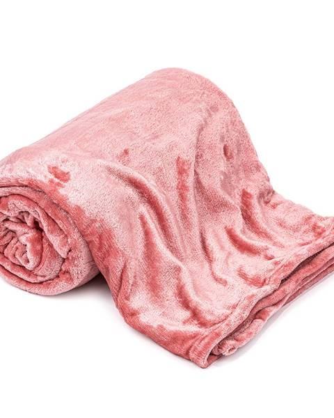 Ružová prikrývka Altom