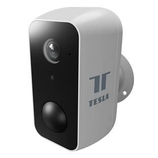 IP kamera Tesla Smart Camera PIR Battery biela