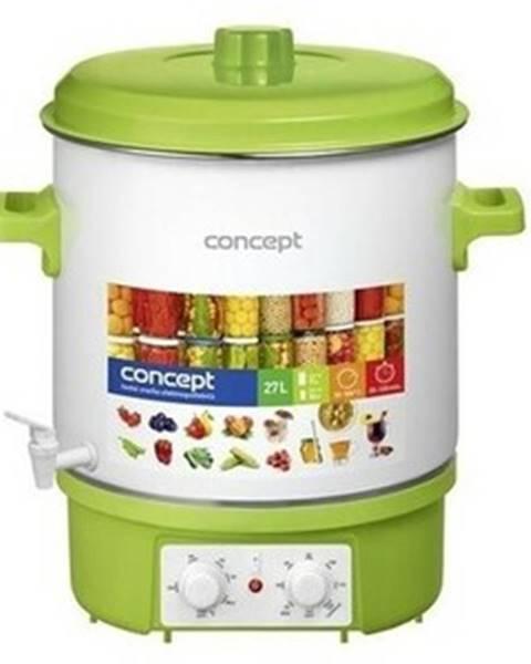 Zelené kuchynské pomôcky Concept