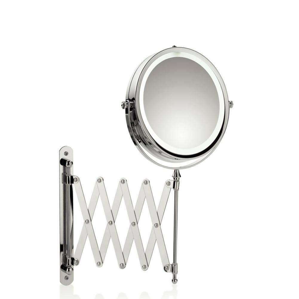KELA Kela Kozmetické zrkadlo nástenné s osvetlením VALERIA