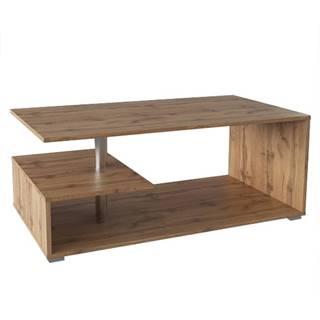 Konferenčný stolík dub wotan DORISA
