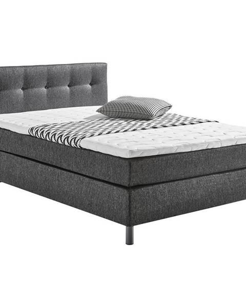 Sivá posteľ Carryhome