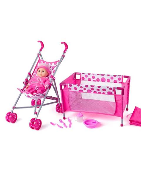 Ružové hračky Matějovský