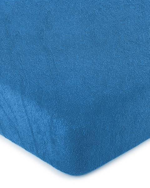 Modré prestieradlo 4Home