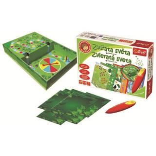 TREFL Hra Malý objevitel Zvířata světa a magické pero
