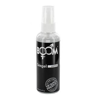 BOOM Sexgel silikónový lubrikačný olej, 100 ml