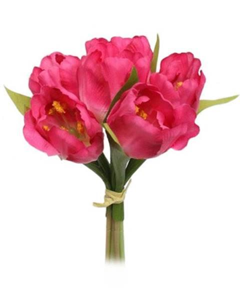 Ružová váza Bino