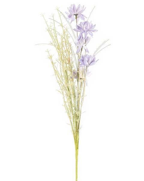Fialová váza Gardinia