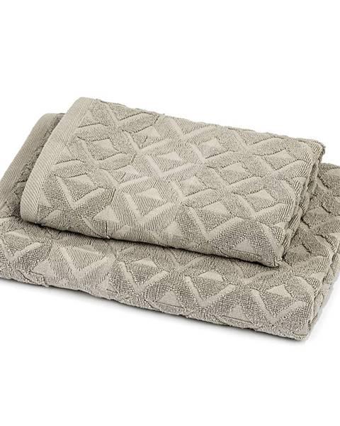 Sivý uterák Kvalitex