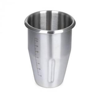 Klarstein Krafttz, šejker z ušľachtilej ocele, príslušenstvo, 1 liter, ušľachtilá oceľ, strieborný