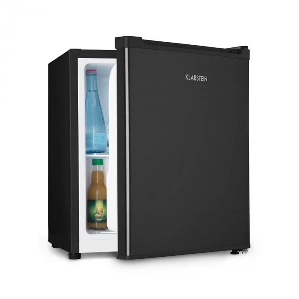 Klarstein Klarstein Snoopy Eco, mini chladnička s mraziacim boxom, A++, 46 litrov, 41 dB, čierna