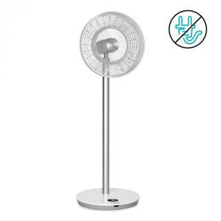 """Klarstein Whisperwind Wireless, stojanový ventilátor, 12"""", 9 lopatiek, akumulátor, 30 W, biely"""