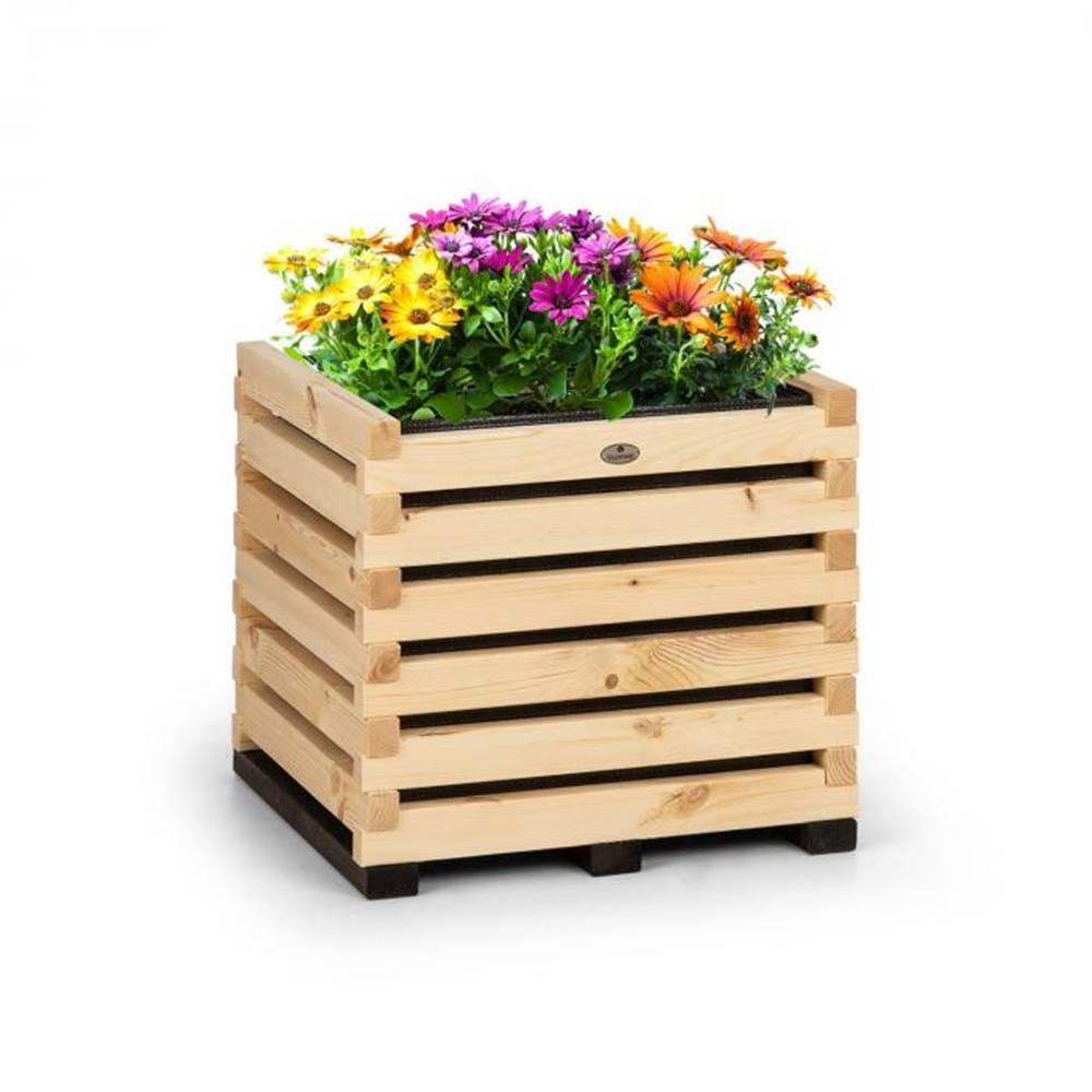 Blumfeldt Blumfeldt Modu Grow 50, vyvýšený záhon, 50 x 45 x 50 cm, borovicové drevo, borovica