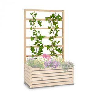Blumfeldt Modu Grow 100 UP, mriežka na rastliny, 151 x 100 x 3 cm, borovica