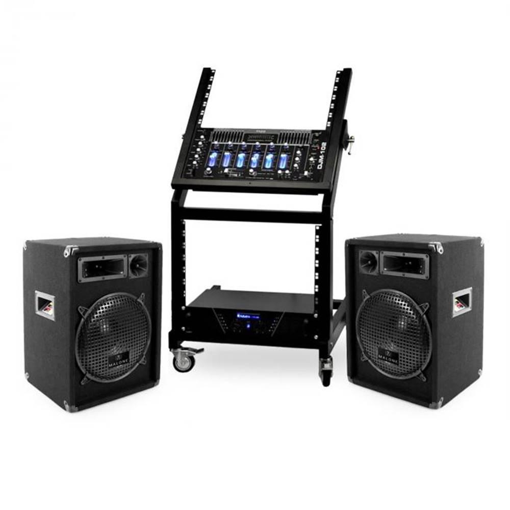Electronic-Star Electronic-Star DJ PA sada Rack Star Series Mercury Beat 250 ľudí