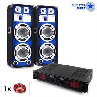 "Electronic-Star PA sada Blue Star Series ""Basssound Bluetooth"" 1000 W"