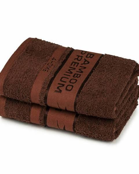 Hnedý uterák 4Home