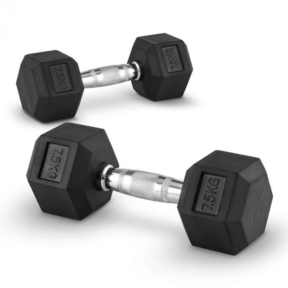 Capital Sports Capital Sports Hexbell 7,5, 7,5kg, dvojica krátkoručných činiek (dumbbell)