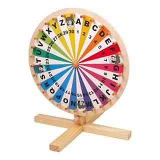 Drevené koleso šťastia Legler Wheel Of Fortune