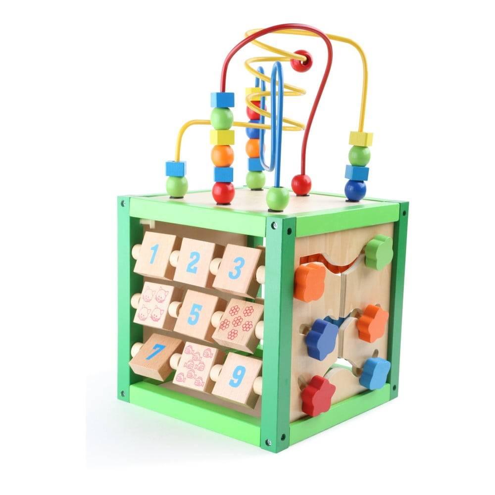 Legler Drevená hračka pre rozvoj motoriky Legler Spring